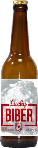 Пиво LUCKY BIBER